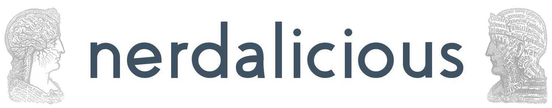 Nerdalicious logo