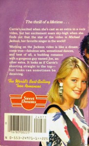Pamela Gidley on Starstruck