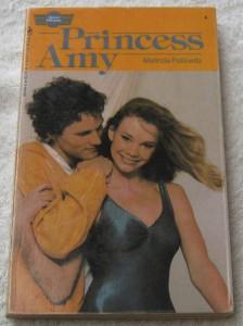 Meredith Salenger on Princess Amy