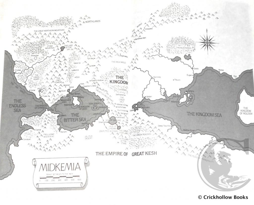Map of Midkemia
