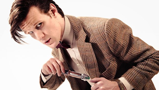 Eleventh Doctor Matt Smith