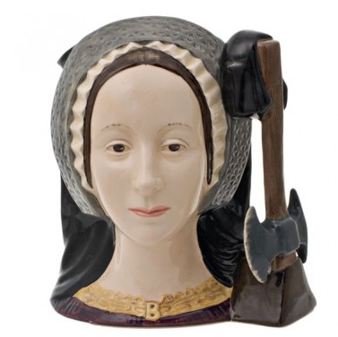 The Anne Boleyn Toby Jug