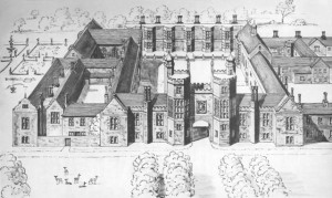 George Boleyn was appointed keeper of the Palace of Beaulieu in 1529
