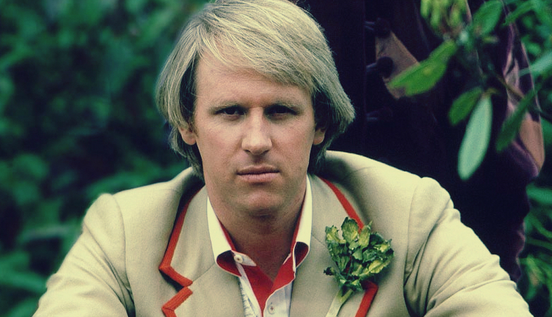 Fifth Doctor Peter Davison