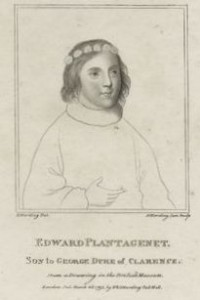 Edward Plantagenet, 17th Earl of Warwick