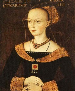 Elizabeth Woodville Queen Consort