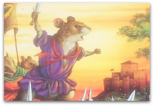 Martin the Warrior - The Redwall Adventures by Brian Jacques