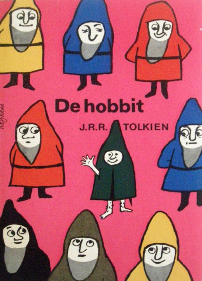 The-Hobbit-1960--Dutch-cover