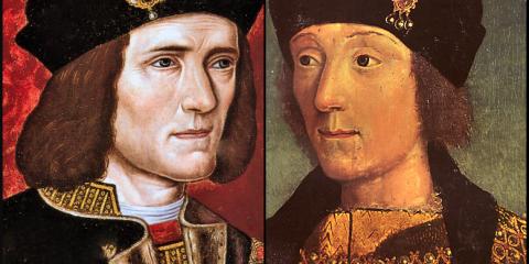 King Richard III and King Henry VII
