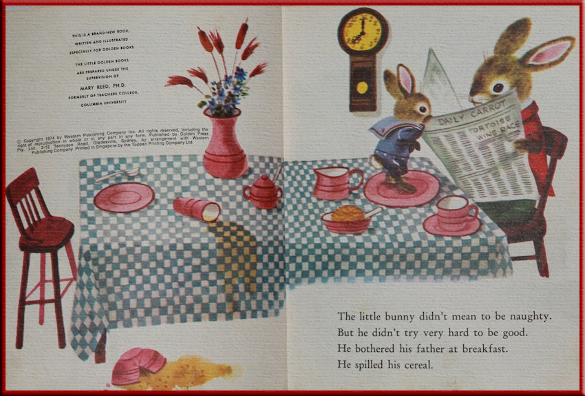 political correctness in richard scarrys book Richard scarry's best word book ever has gone through a political correctness update which bored panda tells us about i loved this book when i would look at it with my daughters.