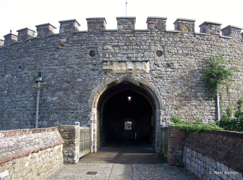 Deal Castle, Kent