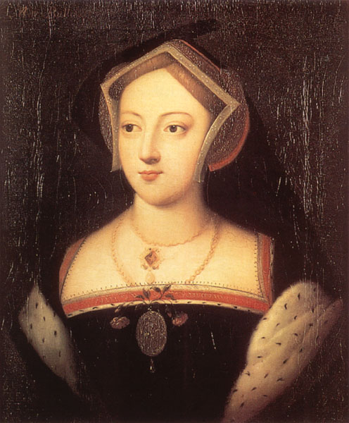 Portrait thought to be of Mary Boleyn