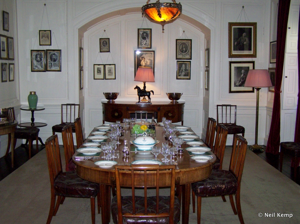 Pitt's Dining Room