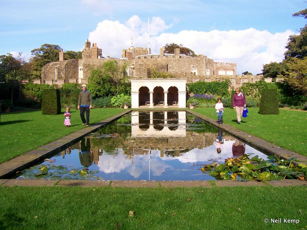 Queen Mother's Garden