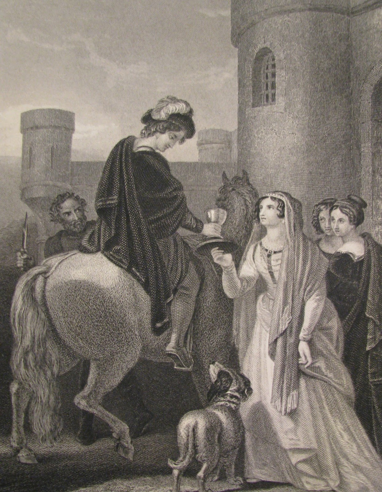 queen elfrida What is certain however is that it is the queens eadburh, aelfthryth and edith   the king had commissioned [aethelwold] to visit elfrida [aelfthryth], daughter of.