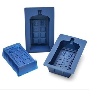 No fail Tardis Jello.