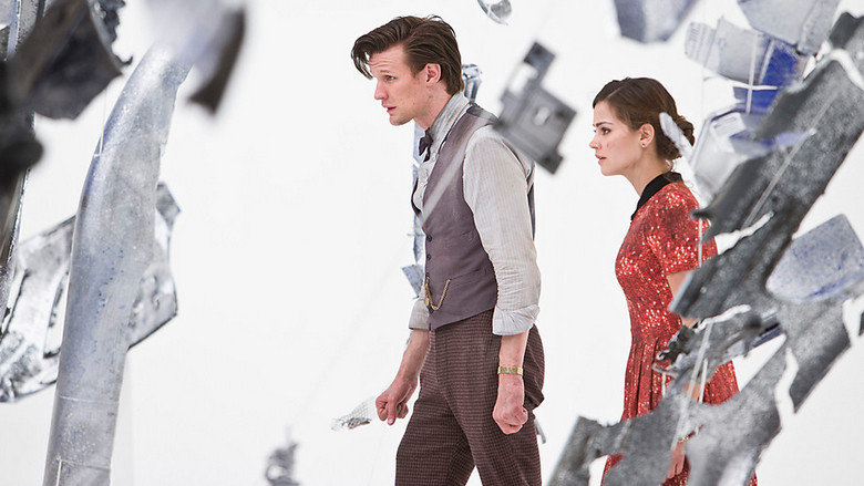 Journey to the Centre of the TARDIS - Series Seven Episode Ten