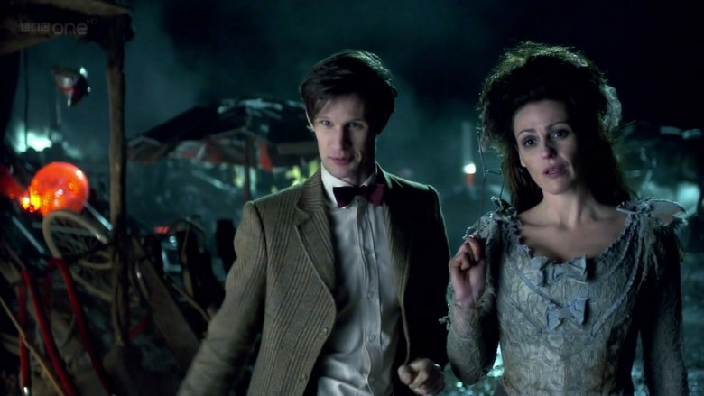 The Doctor's Wife - Series Six Episode Four