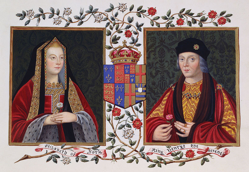 henry vii and elizabeth of york relationship trust