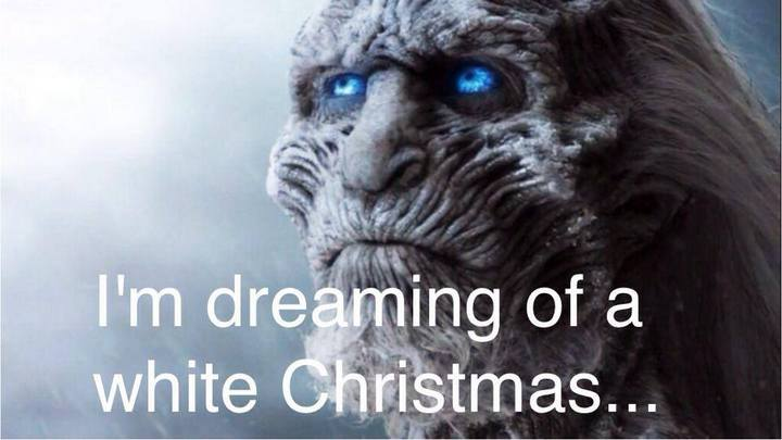 Happy Christmas from Craig Hughes - Beyond the Wall