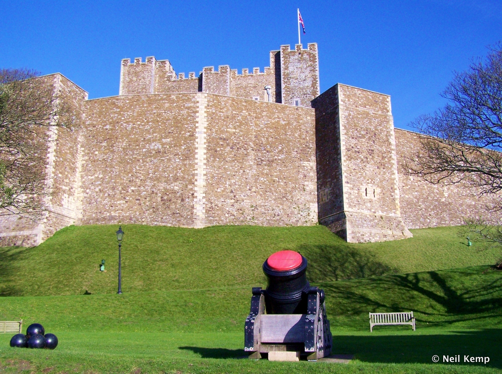 Dover-Mortar-Outside-Inner-Bailey-Walls