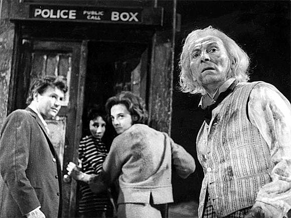 Doctor-Who-An-Unearthly-Child-TARDIS