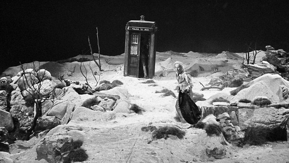 The Cave of Skulls - The TARDIS lands on primordial earth