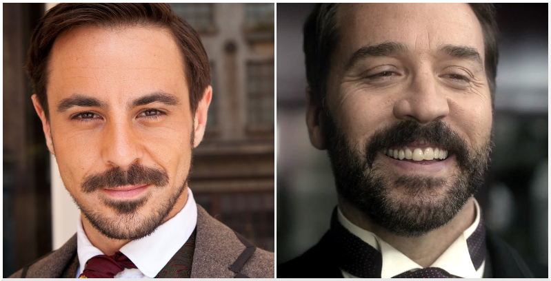 Mr. Moray and Mr. Selfridge