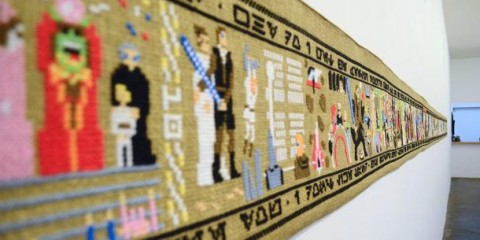 """Aled Lewis """"The Coruscant Tapestry"""""""