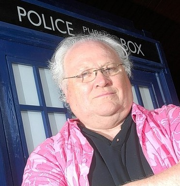 Doctor-Who-Colin-Baker-2013-TARDIS