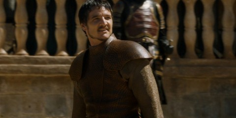 Prince Oberyn Martell faces his nemesis
