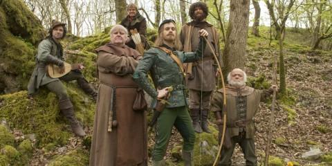 Doctor-Who-Robot-of-Sherwood-Robin-Hood-Merry-Men