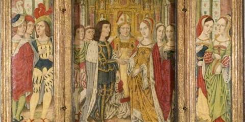 Marriage-of-Edward-IV-Elizabeth-Woodville-Spanish