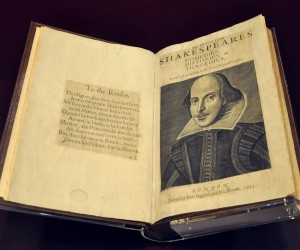 Shakespeare-First-Folio-Victoria-Albert-Museum