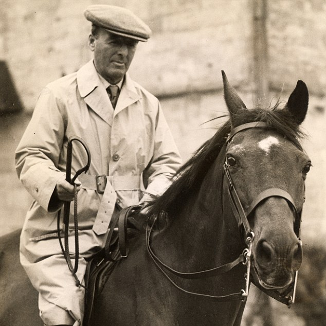 General Jack Seely and Warrior