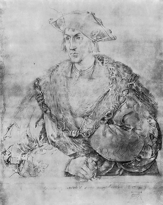 Henry Parker, lord Morley (Albrecht Dürer, 1523)