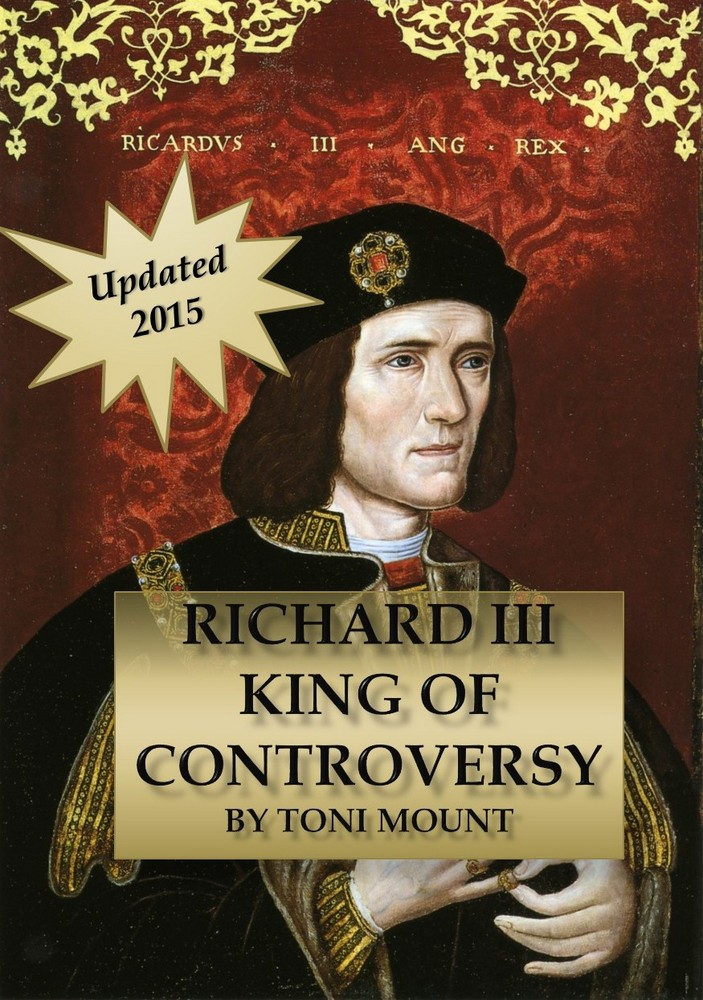 Toni-Mount-Richard-III-King-of-Contoversy