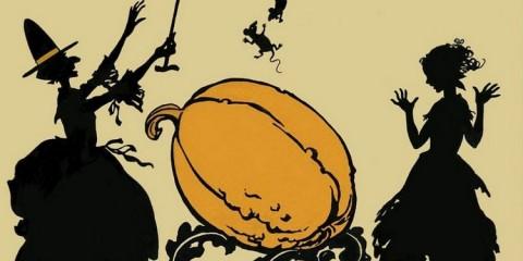 Cinderellas-Pumpkin-Rackham-Silhouette