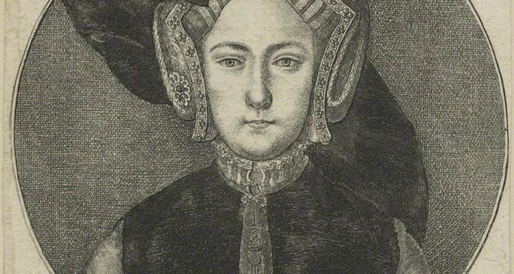 Mary-I-Wenceslaus Hollar