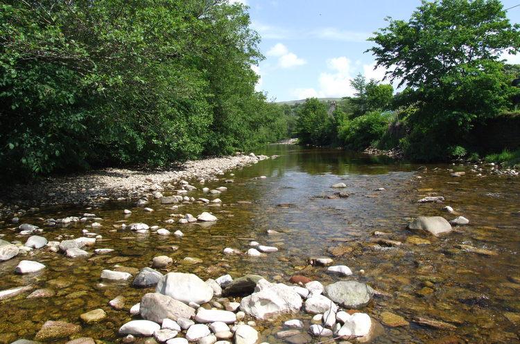The River Eden in Cumbria ©Clem Rutter