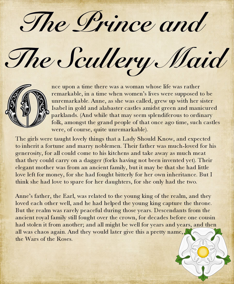 Anne-Neville-Fairytale-Page-1