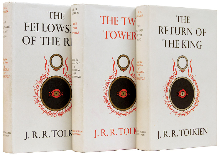 Lord-of-the-Rings-First-Editions