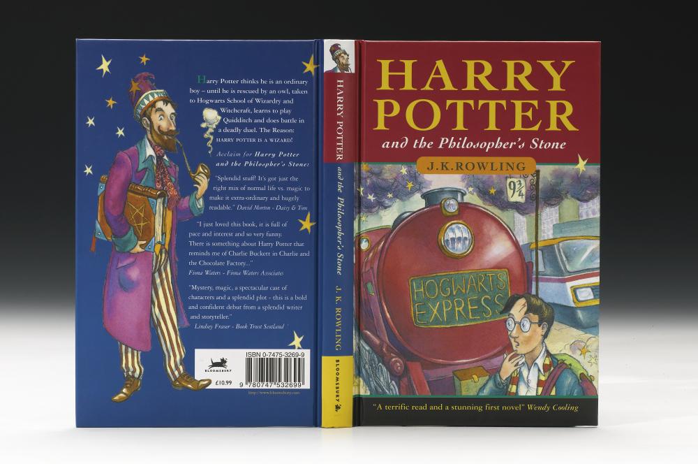 Harry-Potter- Philsophers-Stone-1st-Sothebys