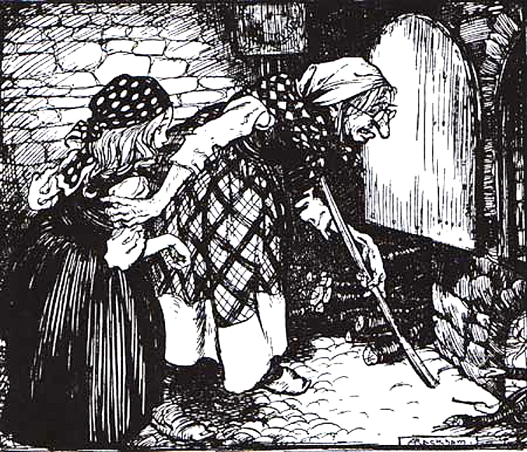 Rackham-Hansel-and-Gretel-Witch