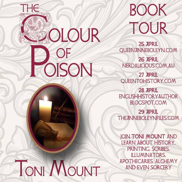 Colour-of-Poison-Tour-Poster