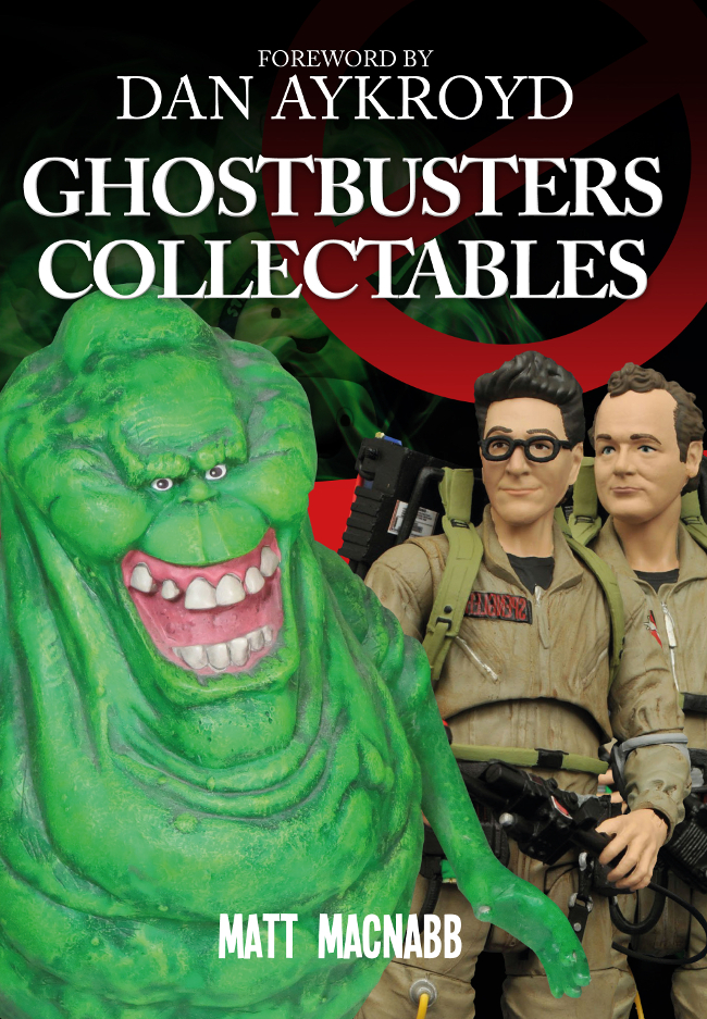 Ghostbusters-Collectables