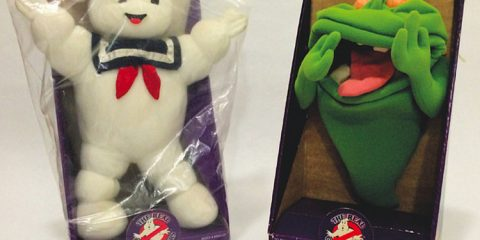 Ghostbusters-Collectbales-puppets