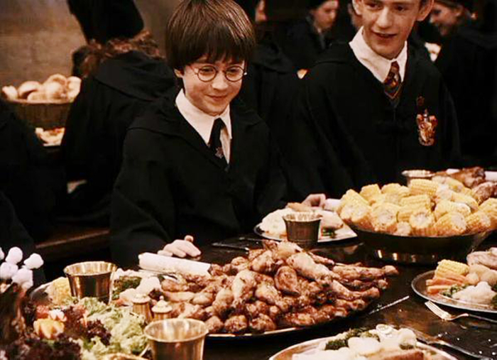 Harry-Potter-Philosophers-Stone-Feast