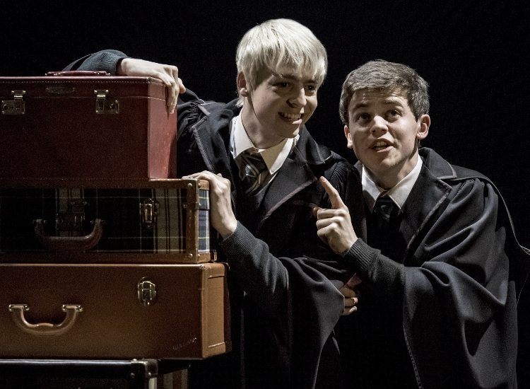 harry and the cursed child