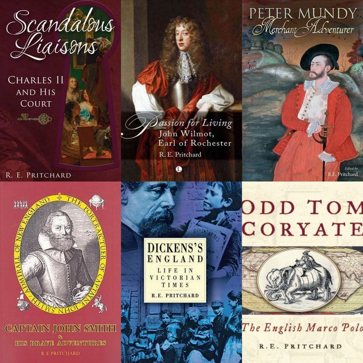 re-pritchard-books